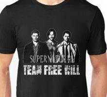 Supernatural Team Free Will B Unisex T-Shirt