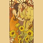 The lovers by ElinJ