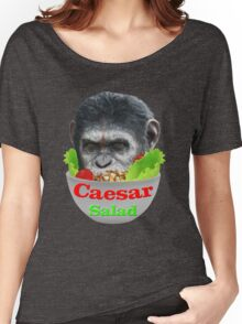 Caesar Salad Women's Relaxed Fit T-Shirt