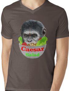 Caesar Salad Mens V-Neck T-Shirt