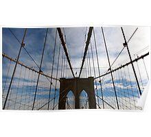 New York Brooklyn Bridge nr 4 Poster