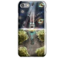 Back to the future poster iPhone Case/Skin