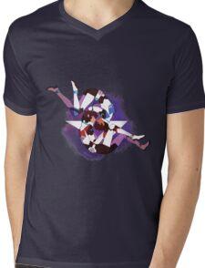 Klance Mens V-Neck T-Shirt
