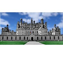 Château de Chambord, France Photographic Print