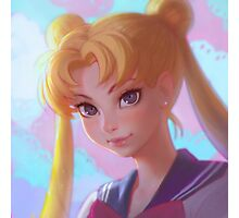 Usagi Tsukino Photographic Print