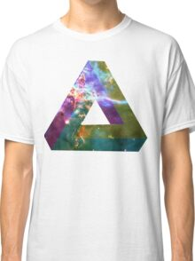 God's Impossible Triangle V1 | MXTHEMATIX Classic T-Shirt