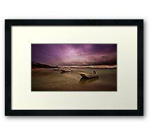 Pick a boat  01 Framed Print