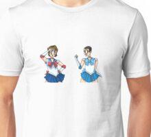 Classic rock Sailor Scouts (Without Titles)  Unisex T-Shirt