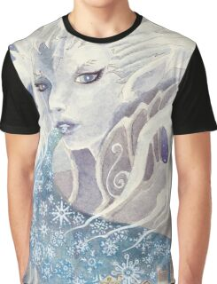 Lady Frost Graphic T-Shirt