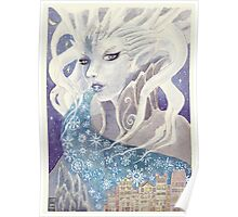 Lady Frost Poster
