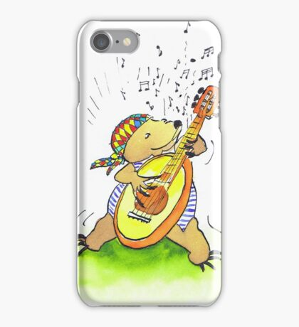 Warren from the Wombo Combo iPhone Case/Skin