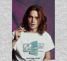 Johnny Depp - Halftone Series Unisex T-Shirt
