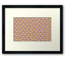 Shiro Butter Framed Print