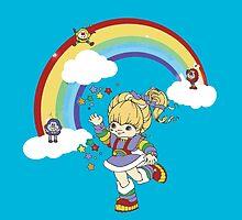rainbow brite by kennypepermans