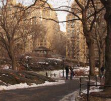 NY Central Park Nr 2 Sticker