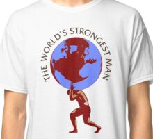 Worlds Strongest Man Competition Srrongman Classic T-Shirt