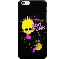 Eco Punk iPhone Case/Skin