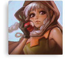 Dragon's Crown Elf Canvas Print