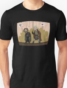 Jaime And Brienne  T-Shirt