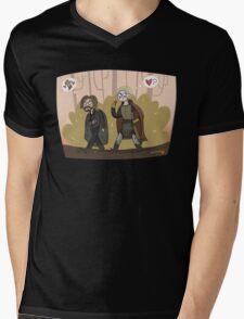 Jaime And Brienne  Mens V-Neck T-Shirt