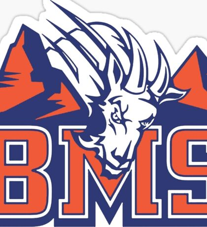 Blue Mountain State Sticker
