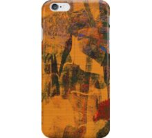 0500 Abstract Thought iPhone Case/Skin