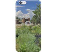 San Geronimo Chapel iPhone Case/Skin