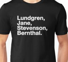 Punishing Actor Name Shirt Unisex T-Shirt