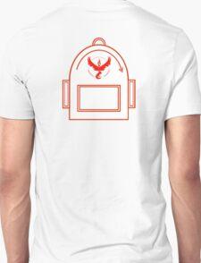 Pokemon Go backpack- Team Valor Unisex T-Shirt