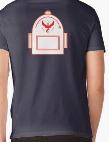 Pokemon Go backpack- Team Valor Mens V-Neck T-Shirt