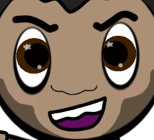 Chibi Lafayette Sticker Sticker