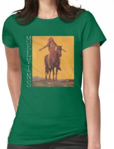 MELVINS - LYSOL Womens Fitted T-Shirt