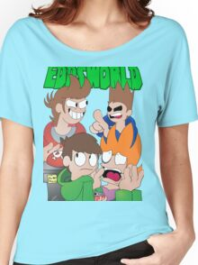 Eddsworld The End Women's Relaxed Fit T-Shirt