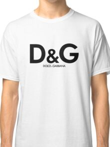 Dolce and Gabbana Large | 2016 Classic T-Shirt