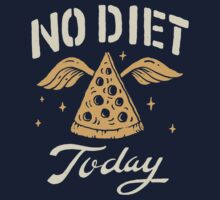 No Diet Today Kids Clothes