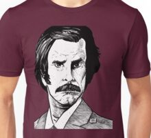 RON BURGUNDY? Unisex T-Shirt