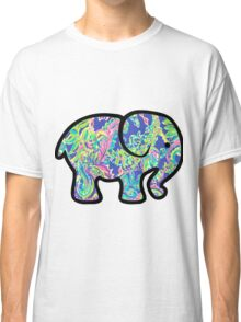 in the garden elephant Classic T-Shirt