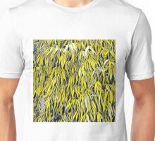 Yellow leaves pop K1 Unisex T-Shirt
