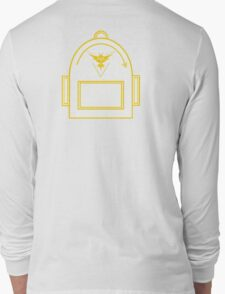 Pokemon Go backpack- Team Instinct Long Sleeve T-Shirt