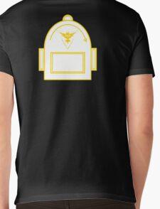 Pokemon Go backpack- Team Instinct Mens V-Neck T-Shirt