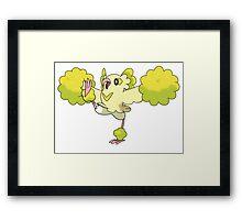 Oricorio (Pom-Pom Style) Framed Print