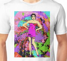 WOMAN EMPOWERED:  I TWIRL ON MY HATERS Unisex T-Shirt