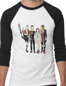 DNCE Men's Baseball ¾ T-Shirt