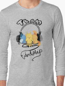 Team Friendship Long Sleeve T-Shirt