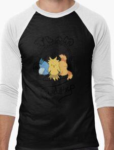 Team Friendship Men's Baseball ¾ T-Shirt