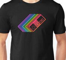 NES Controller Rainbow Unisex T-Shirt