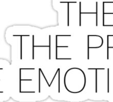 the emotional Sticker