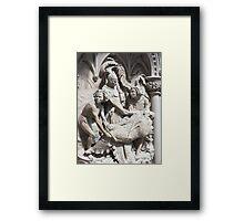 Martyrs' Pulpit Framed Print