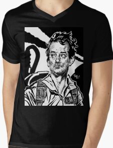 VENKMAN - GHOSTBUSTERS Mens V-Neck T-Shirt