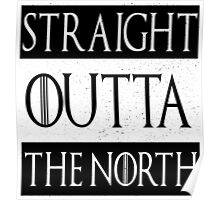 straight outta the north  Poster